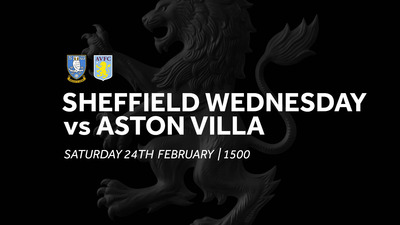 Sheff Weds 2-4 Aston Villa: Match re-run