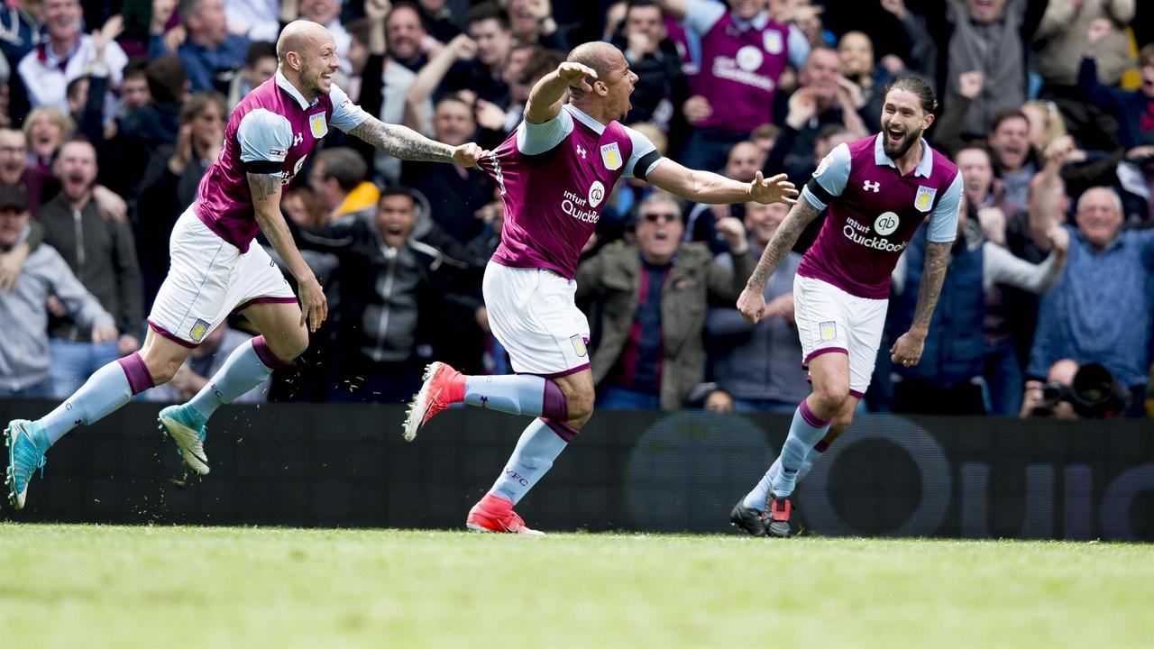 Aston Villa 1-0 Birmingham City: Extended highlights