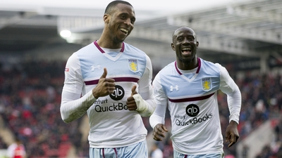 Rotherham 0-2 Aston Villa: Extended highlights