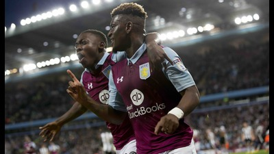 Aston Villa 1-1 Newcastle United: Bitesize highlights