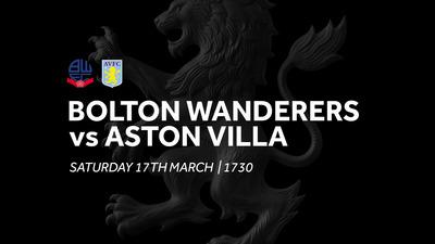 Bolton Wanderers 1-0 Aston Villa: Extended highlights