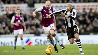 Newcastle 2-0 Aston Villa: Extended highlights