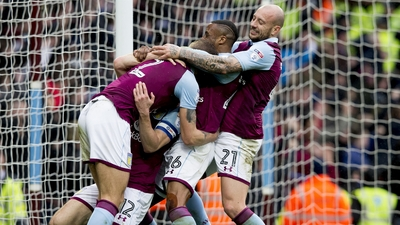 Aston Villa 1-0 Derby: Bitesize highlights