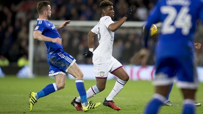 Cardiff 1-0 Aston Villa: Extended highlights