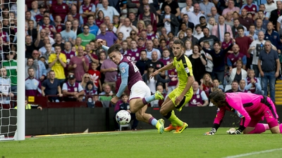 Aston Villa 3-0 Rotherham United: Bitesize highlights