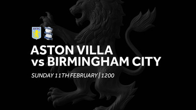 Aston Villa 2-0 Birmingham City: Extended highlights