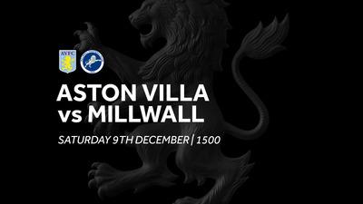 Aston Villa 0-0 Millwall: Extended highlights