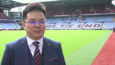 Dr Tony Xia interview