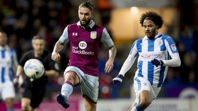 Huddersfield 1-0 Aston Villa: Extended highlights