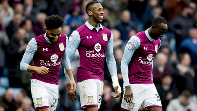 Aston Villa 2-0 Sheffield Wednesday: Extended highlights