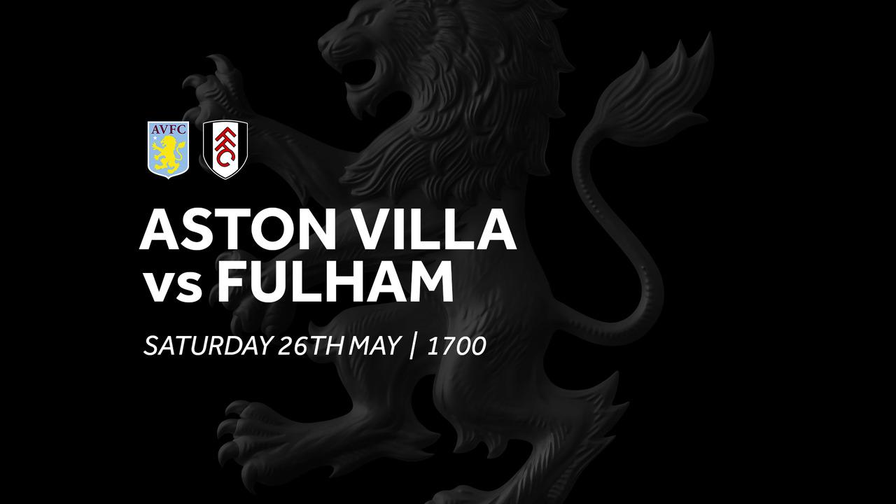 Aston Villa 0 1 Fulham: Extended Highlights