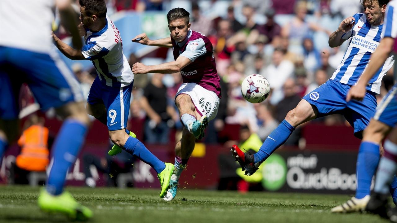 Aston Villa 1-1 Brighton: Extended highlights