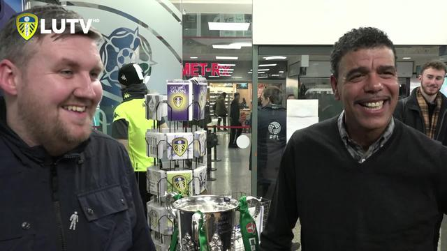 CHRIS KAMARA & DARREN FARLEY | CARABAO CUP | MERRION CENTRE