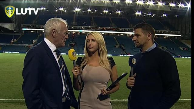 EDDIE GRAY | 'I THOUGHT THEY APPROACHED THE GAME IN THE RIGHT MANNER'