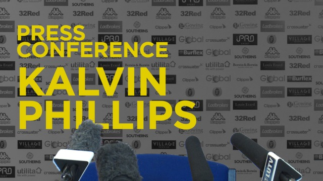 PRESS CONFERENCE | KALVIN PHILLIPS | PRE MIDDLESBROUGH