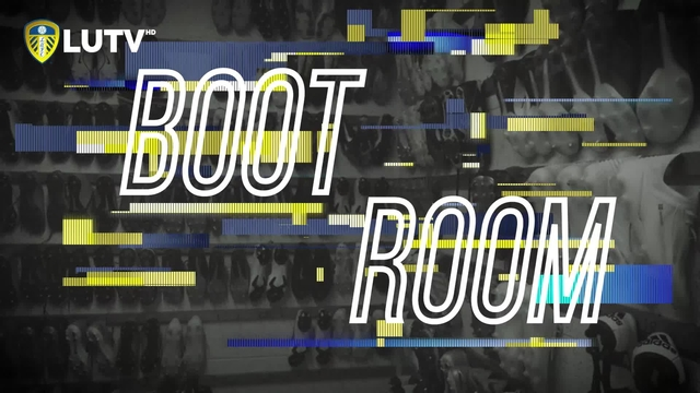 THE BOOT ROOM | BAILEY PEACOCK-FARRELL