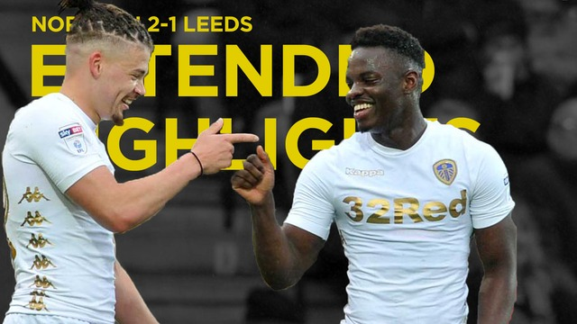 NORWICH VS LEEDS | EXTENDED HIGHLIGHTS