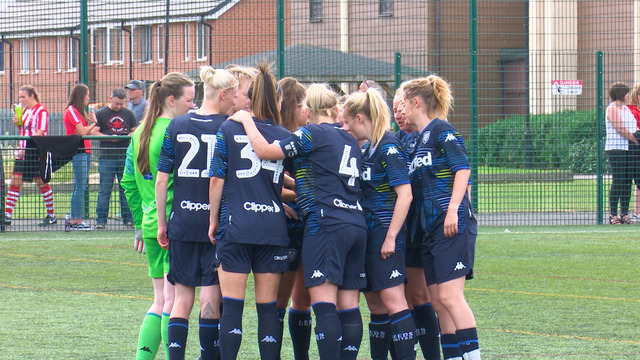 90 IN 90 | LINCOLN CITY LADIES 3-3 LUFC LADIES