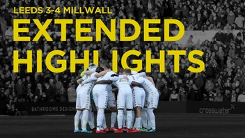 EXTENDED HIGHLIGHTS | MILLWALL