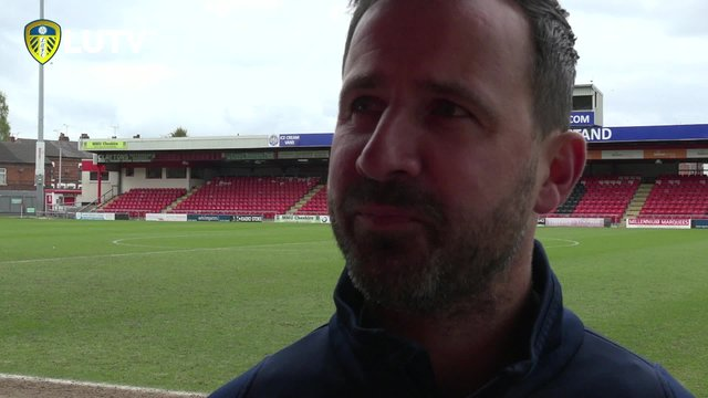 FREEVIEW | UNDER 23s | INTERVIEW | JASON BLUNT | POST CREWE