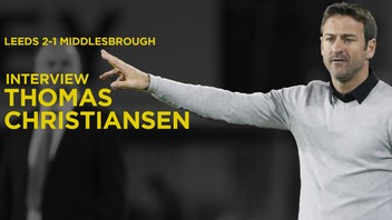 THOMAS CHRISTIANSEN | POST MIDDLESBROUGH