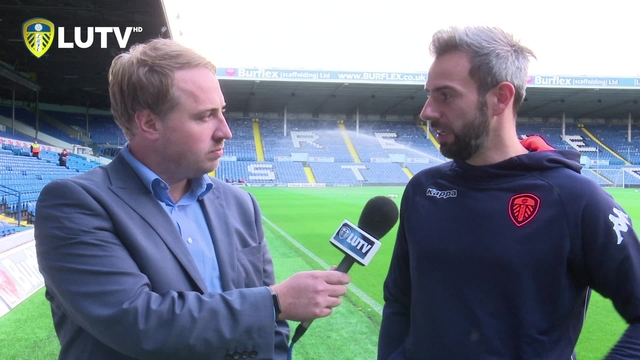 LEEDS UNITED 23s V CRYSTAL PALACE 23s | ADAM UNDERWOOD | PRE MATCH