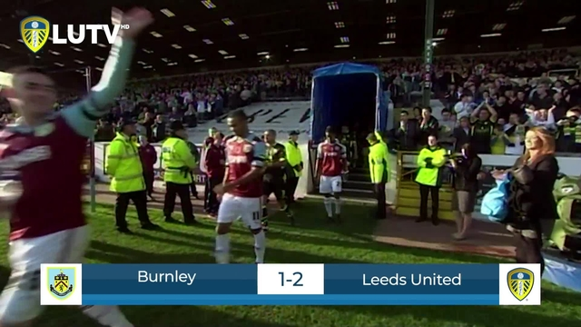 ON THIS DAY 2011 | LUTV VAULT | BURNLEY 1-2 LEEDS