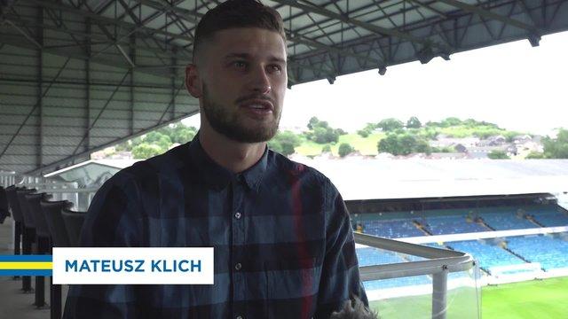 INTERVIEW: MATEUSZ KLICH