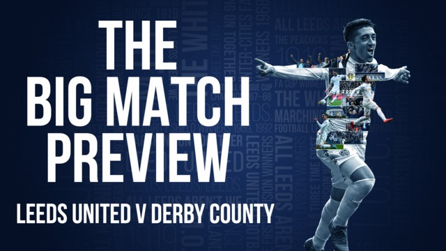 THE BIG MATCH PREVIEW | DERBY (A)