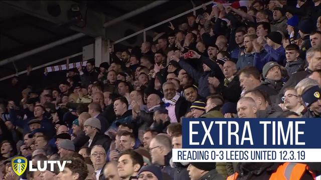 EXTRA TIME | WITH TONY DORIGO | READING 0-3 LEEDS UNITED
