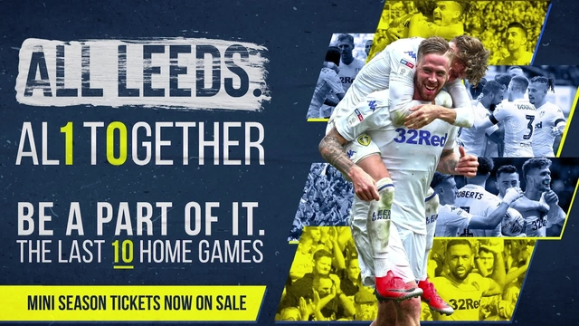 MINI SEASON TICKETS | ON SALE NOW