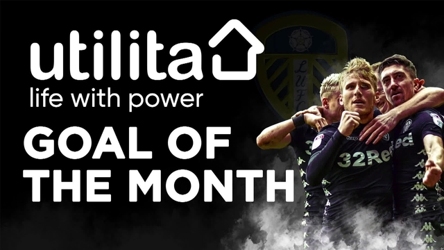 UTILITA GOAL OF THE MONTH FOR MARCH