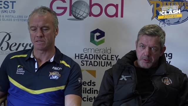 RHINOS v TIGERS | COACHES PREVIEW