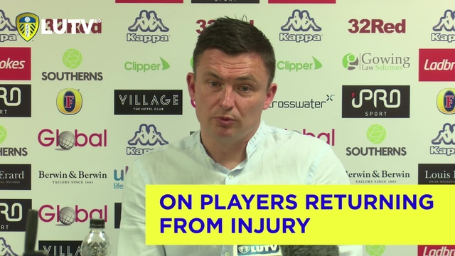 PRESS CONFERENCE HIGHLIGHTS | PRE BARNSLEY