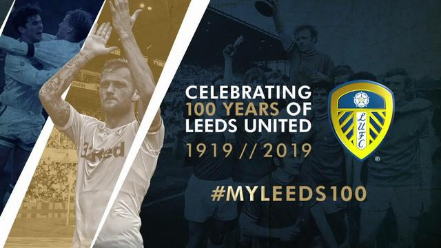 #MYLEEDS100 | CELEBRATING 100 YEARS OF LEEDS UNITED