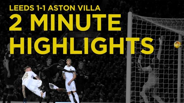 2 MINS HIGHLIGHTS | ASTON VILLA