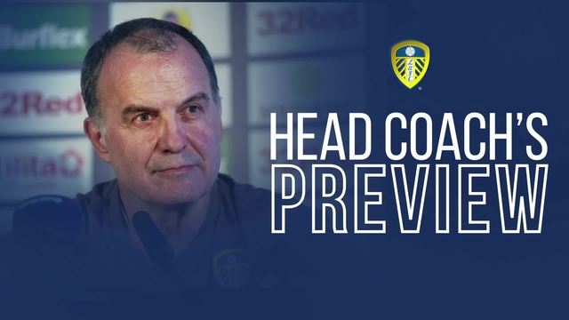 HEAD COACH'S PREVIEW | LEEDS UNITED v ROTHERHAM