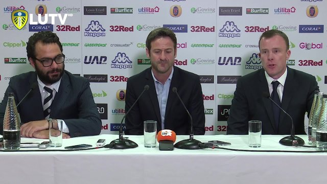 THOMAS CHRISTIANSEN | THE FIRST PRESS CONFERENCE