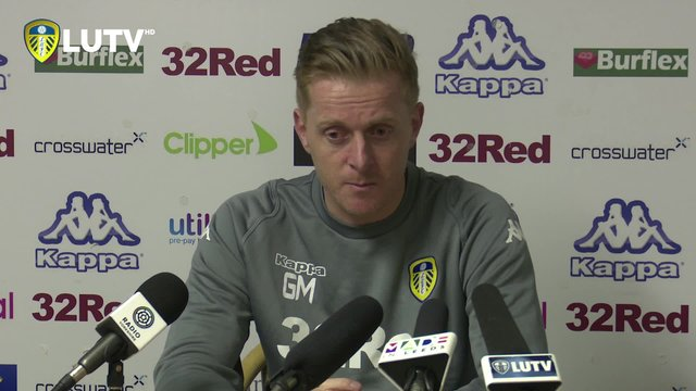 FREEVIEW | PRESS CONFERENCE | GARRY MONK | PRE BRIGHTON