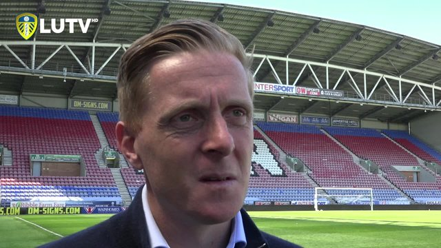 FREEVIEW | INTERVIEW | GARRY MONK | POST WIGAN