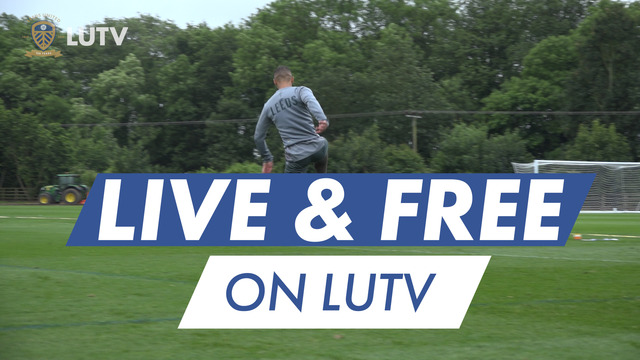 YORK CITY AND GUISELEY FRIENDLIES: WATCH LIVE ON LUTV