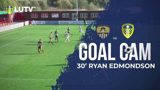 GOAL CAM | RYAN EDMONDSON GOAL 1