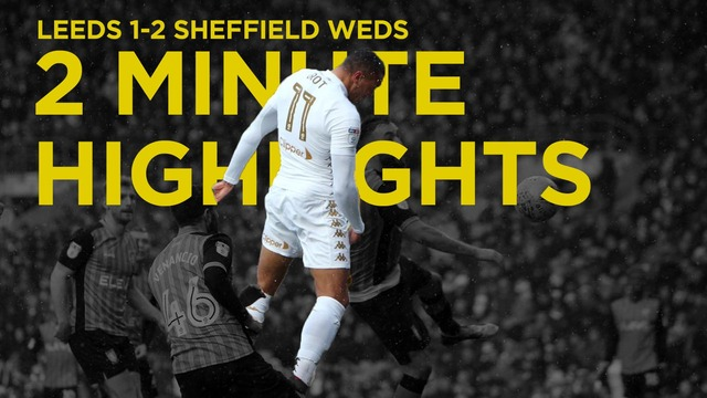 2 MINUTE HIGHLIGHTS | SHEFFIELD WEDNESDAY