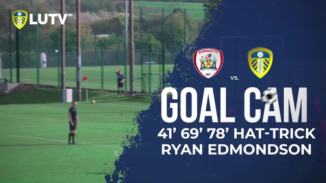 U23s | EDMONDSON | GOAL CAM