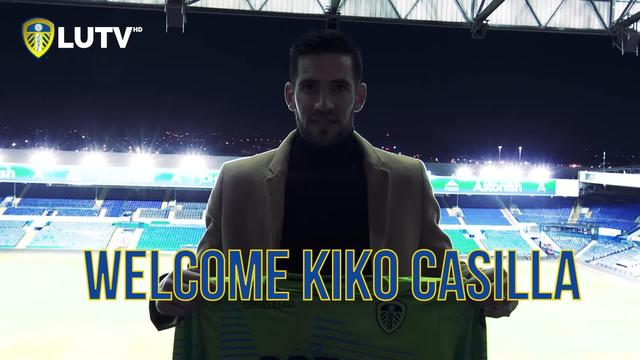 WELCOME KIKO!