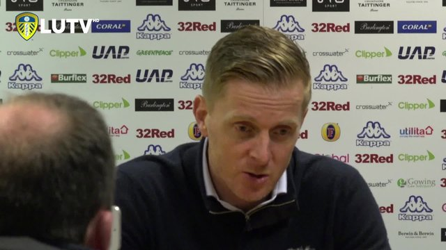 PRESS CONFERENCE | GARRY MONK | POST BRIGHTON