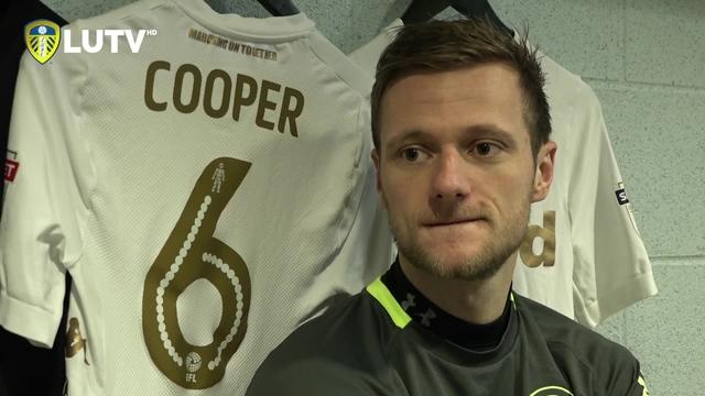 INTERVIEW   LIAM COOPER   PRE IPSWICH