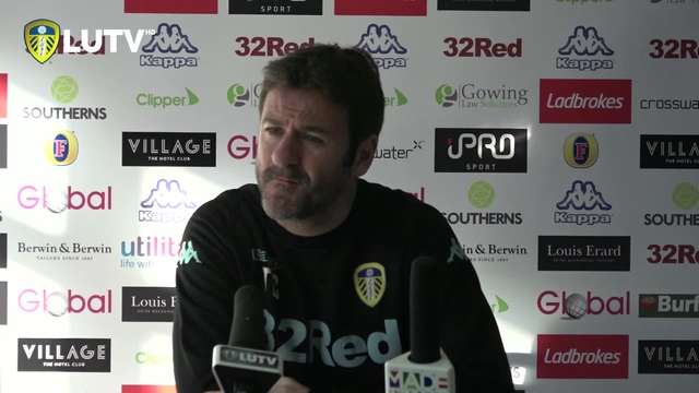 THOMAS CHRISTIANSEN | PRESS CONFERENCE | PRE MILLWALL