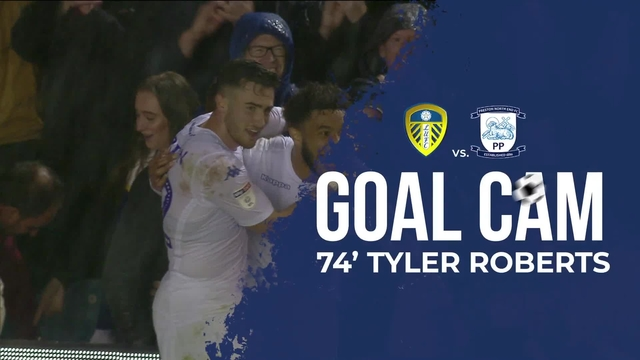 GOAL CAM | TYLER ROBERTS 74