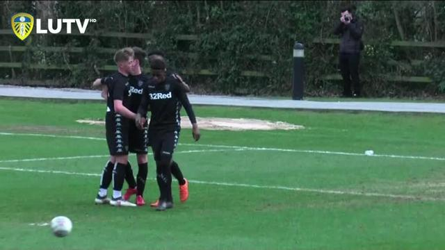 UNDER 23S | LEEDS VS CARDIFF | MADGER GOMES GOAL